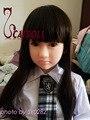 CATDOLL 126 cm Mimi Japonés loli pecho plano real muñeca, sólido lleno verdadero de silicona muñeca del amor para los hombres, muñecas sexuales de silicona reales, CD-005-1