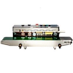 Wielofunkcyjny maszyna do zgrzewania folii  zespół uszczelniacz ciągłe uszczelniania maszyn|Próżniowe przechowywanie żywności|   -