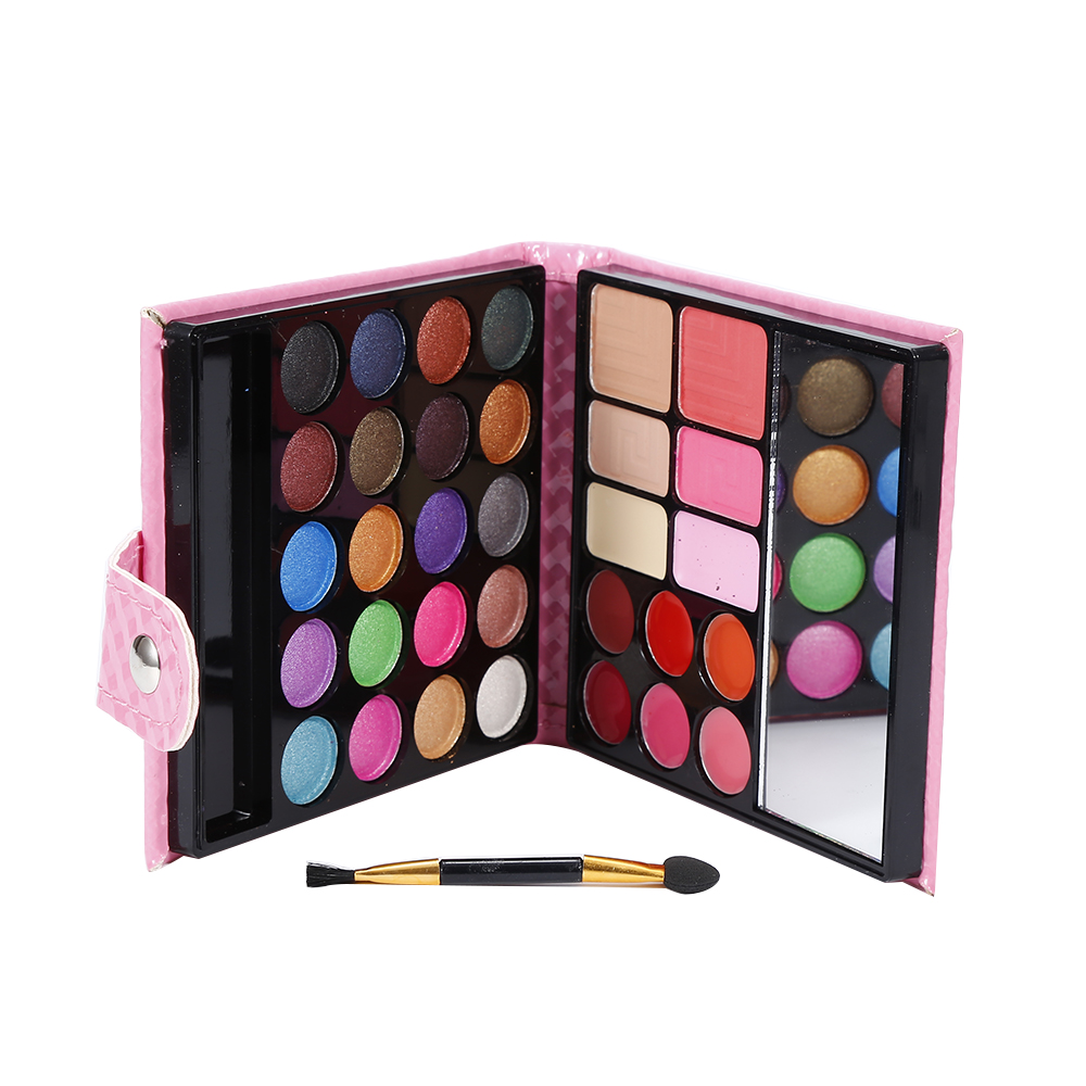 Pro Small Makeup Set Eyeshadow Palette 32 colors Fashion Eye Shadow Make Up Shadows set With Case Cosmetics For Women 4colors women newthe balm california and colour that 9 colour cosmetics makeup eyeshadow palette paleta de sombra eye shadow