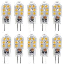 G4 LED Bulb, Bi-Pin Base, 20W Halogen Bulb Equivalent, DC 12 Volt, Warm White /White 3000K,6000k  360 Degree