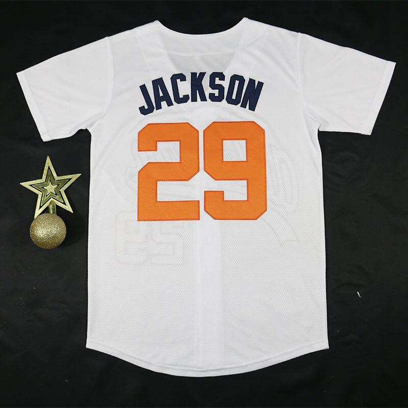 finest selection 8ce0f 92349 Baseball Jersey Viva Villa Stitched Mens #29 Bo Jackson Auburn Tigers Moive  Jerseys Chicks Throwback White Stitched Size S-2XL | www.illestmonkey.com