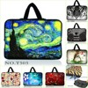 Van Gogh Village Soft Netbook Laptop Sleeve Case Bag Pouch For Apple Macbook Air Pro Retina