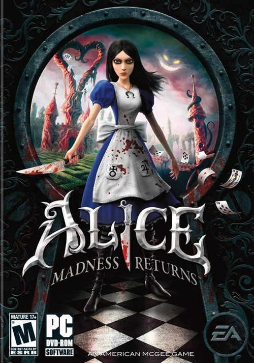 Аниме Alice Madness Returns экшн-фигурка Косплей Alice Madness Returns костюм горничной женское нарядное платье униформа s-xl Бесплатная доставка Новинка