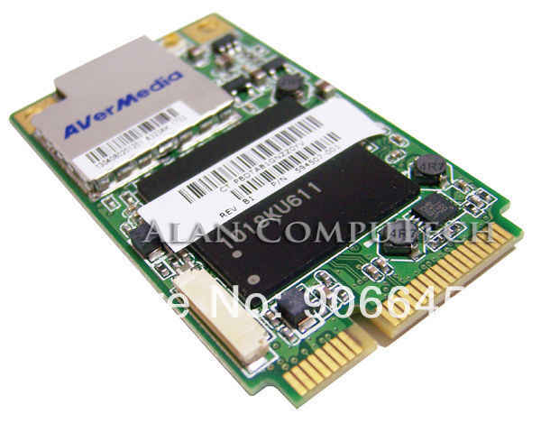 AVERMEDIA A317 MINI-CARD HYBRID ANALOGATSC 64BIT DRIVER