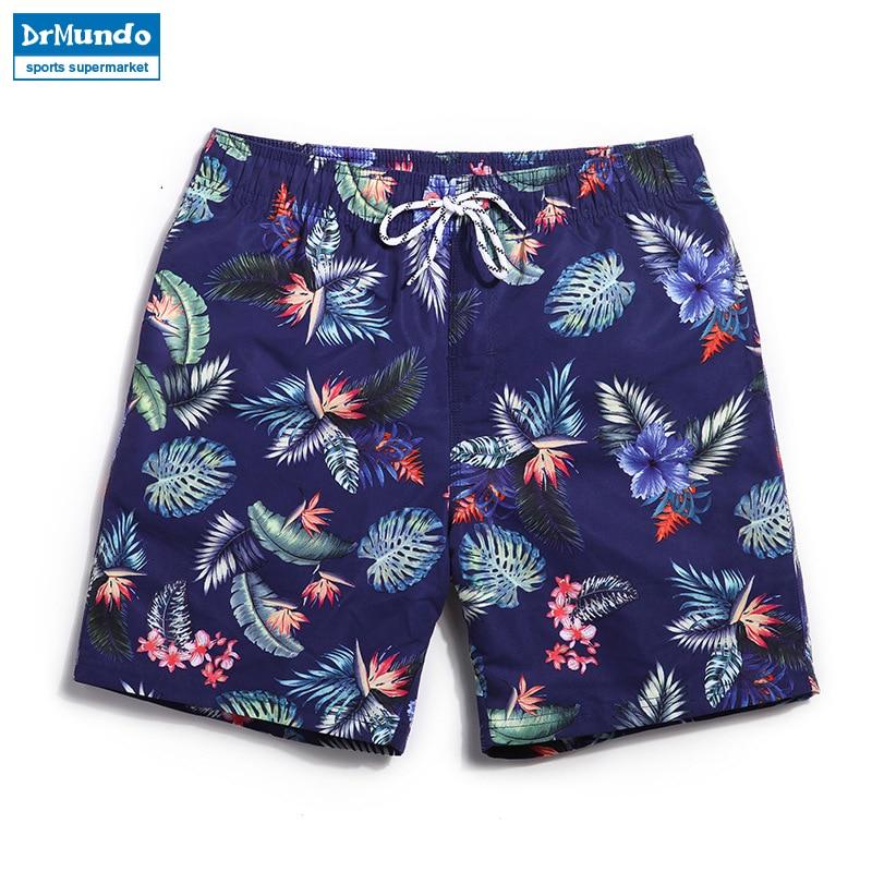 Boardshort heren zomer boardshort bermuda masculina Bloemen patroon - Sportkleding en accessoires