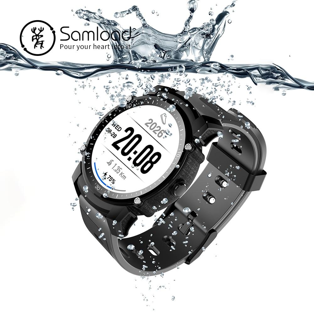 Samload Fs08 Sports Smart Watch Adult Bluetooth Waterproof Wristban GPS Heart Rate Tracker Pedometer For APPLE iPhone5 6 Xiaomi Samload Fs08 Sports Smart Watch Adult Bluetooth Waterproof Wristban GPS Heart Rate Tracker Pedometer For APPLE iPhone5 6 Xiaomi