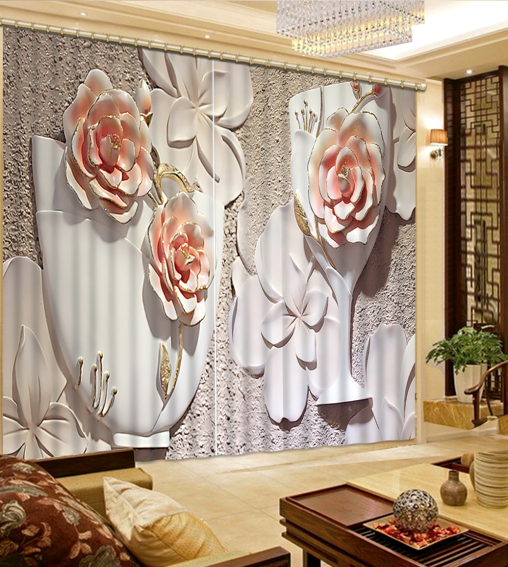 modern curtains Continental carved flowers kitchen window curtains living room children bedroom curtainsmodern curtains Continental carved flowers kitchen window curtains living room children bedroom curtains