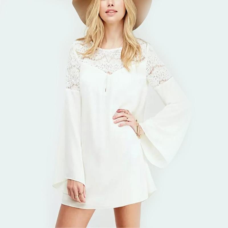 Popular Gypsy White Dress-Buy Cheap Gypsy White Dress lots from ...