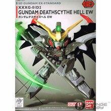 OHS Bandai SD EX Standard 012 Q Ver XXXG 01D2 DeathScythe Hölle EW Gundam Mobile Suit Montage Modell Kits oh