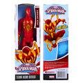 """Удивительные Ultimate Spider-Man Iron Паук ПВХ Фигурку Коллекционная Модель Игрушки 12 """"30 см"""