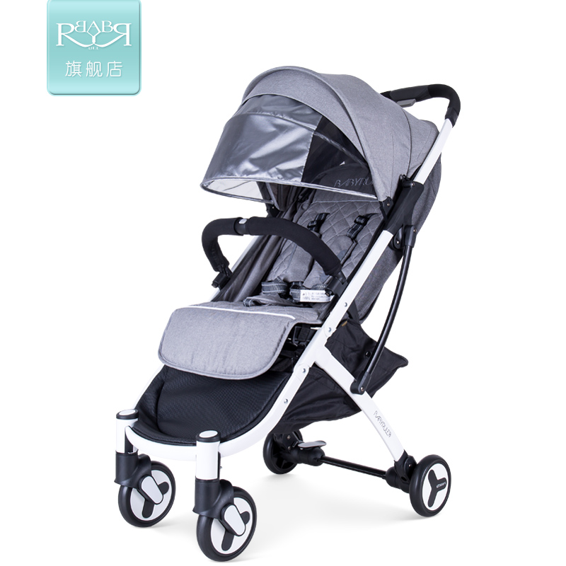 Babyruler lightweight Portable baby stroller mini size baby carriage 3 in 1 Pram Pushchairs can sit or lie children arrinho luxury portable lightweight baby stroller 3 in 1 umbrella fold baby carriage pram pushchairs for newborn kinderwagen carrinho