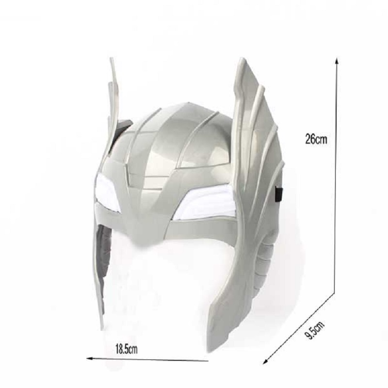 Avengers Alliance Thor Luminou Helmet And Hammer Action Figure Toy Children Cosplay Thor Helmet And Hammer Toys Birthday Gift Back To Search Resultstoys & Hobbies