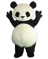 Wholesale Giant Panda Mascot Costume Panda Costume Plush Animal Costume Free Shipping