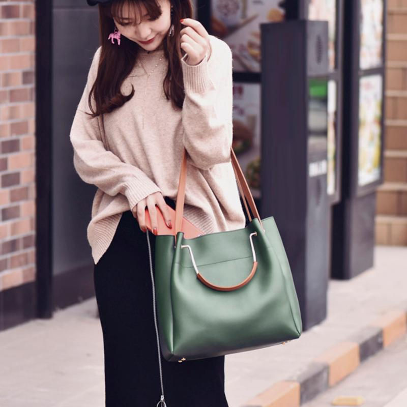 18 Designer Handbag Women Leather Handbags Womens Bag Sac A Main Alligator Shoulder Bags High Quality Hand Bag Bolsas Feminina 4