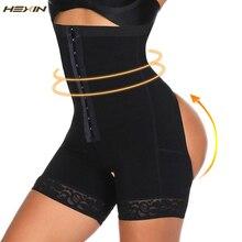 HEXIN culotte de modelage taille haute pour entraînement, culotte de contrôle du ventre, levage des fesses et des hanches, culotte de modelage, sous vêtements amincissants