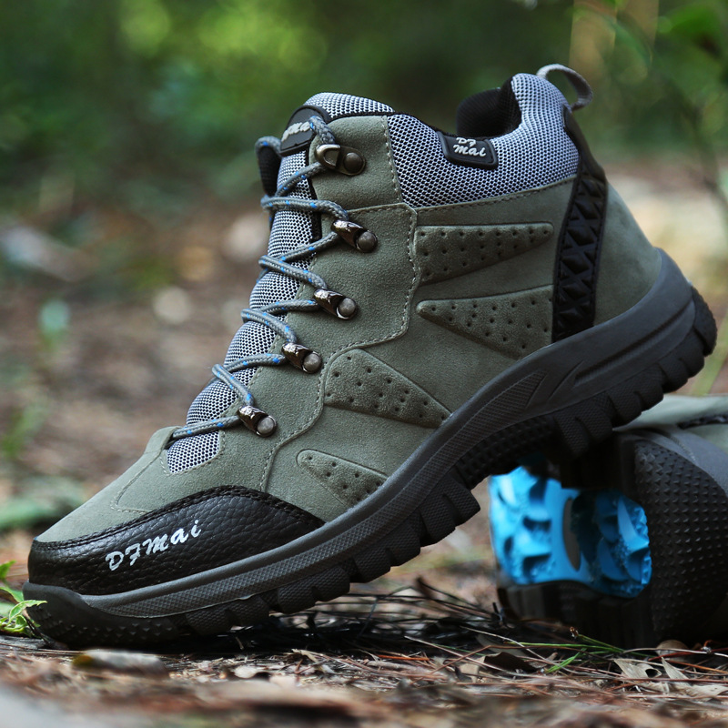 Outdoor Sneakers Snow-Boots Soldier Shoes Hiking-Shoes-Trainer Trekking Tactics Waterproof