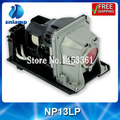NP13LP compatible projector lamp bulb for V260W NP110 NP115 NP115G NP210 NP210G NP215 NP215G NP216 NP216G...