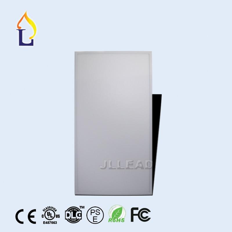 4 sada čtvercových LED panelů s rozměry 600x1200mm 72W 60W - LED Osvětlení