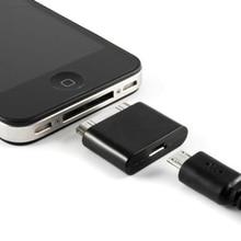 Кабель-адаптер pin конвертер женщина ipad micro к зарядное устройство адаптер iphone