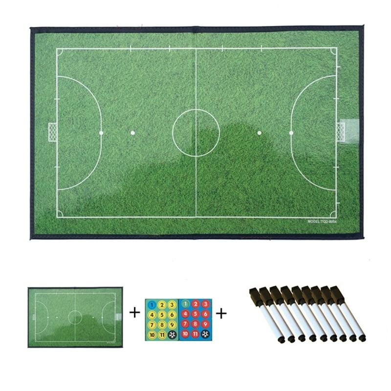Free Shipping Football Coach Board Futsal Court
