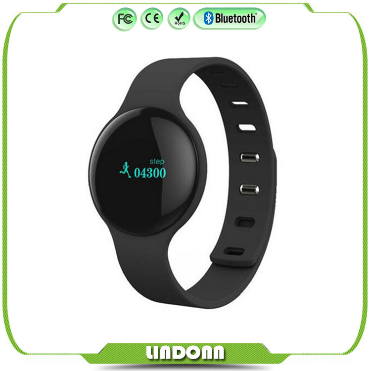 Hot New font b Smartwatch b font Bracelet H8 Heart rate monitor without Heart rate Wireless
