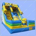 New Design Inflatable Slide, Minions Inflatable Slide, Inflatable Game,Commercial Quality