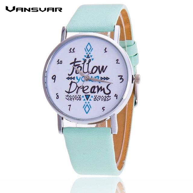 Zegarek damski Follow Dreams różne kolory