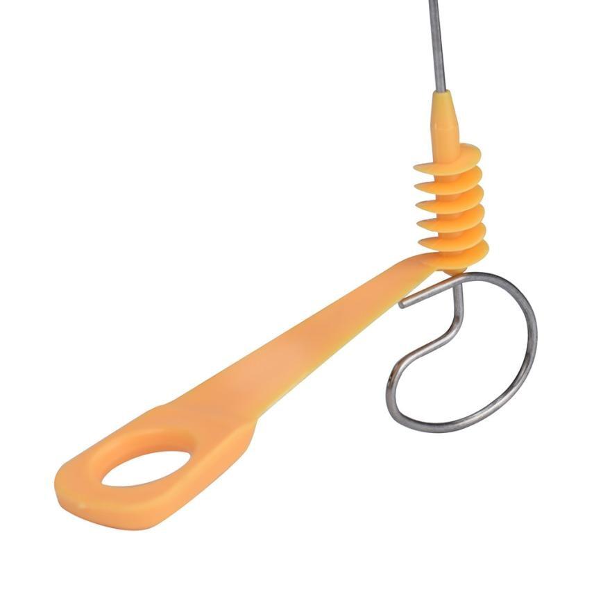Para la cocina tornado cortador de la patata espiral slicer chips 4 escupe la to