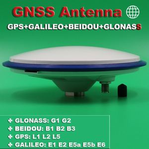 Image 1 - BEITIAN 3 فولت 6 فولت استقبال CORS RTK مسح GNSS هوائي عالية الدقة مكاسب عالية IRN BDS غال GLO لاقط هوائي لاستخدامات تحديد المواقع ZED F9P TNC K ، BT 200