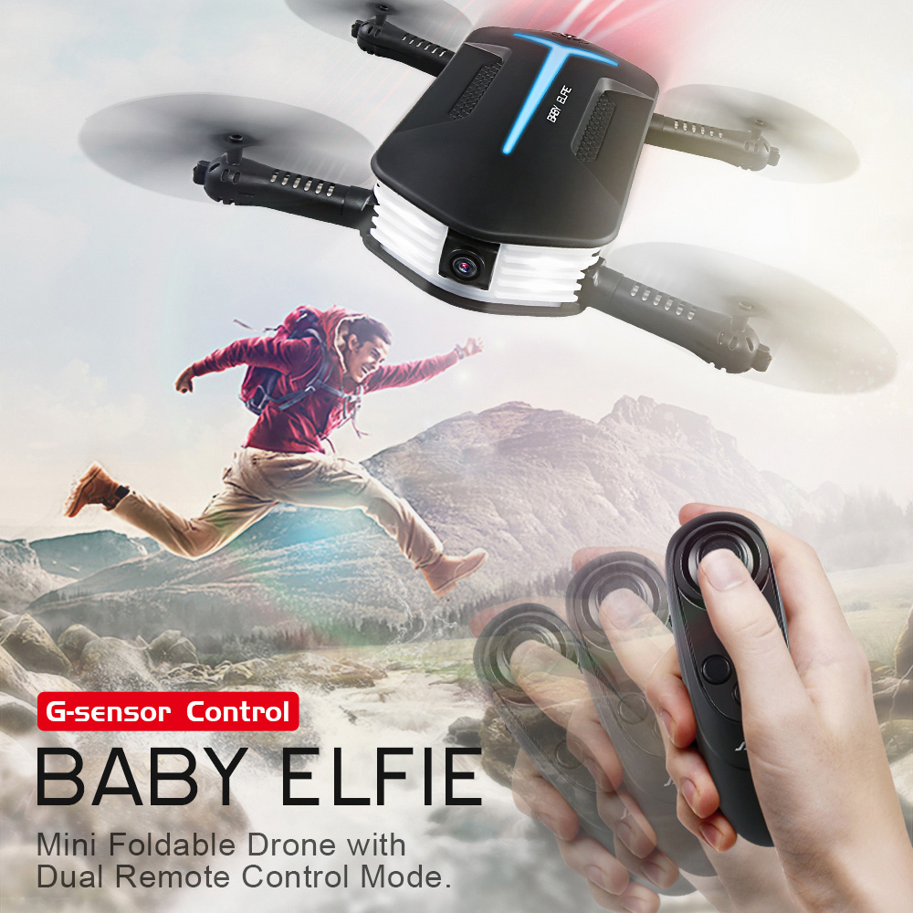 JJR/C JJRC H37 Mini Baby Elfie 720P Foldable WIFI FPV Altitude Hold RC Quadcopter Helicopter RTF Selfie Drone with Camera dron original jjrc h37 rc drones mini baby elfie 4ch 6 axis gyro dron foldable wifi rc drone quadcopter hd camera g sensor helicopter