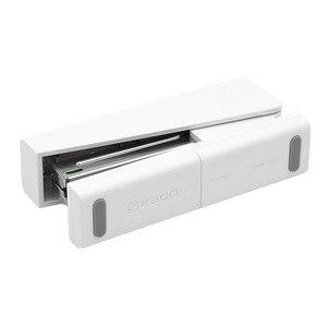 Image 2 - Youpin kaco lemo grampeador 24/6 26/6 com 100 pçs grampos para escola de escritório papel para casa inteligente kit