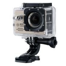Mini 2″ 14MP 1080P WiFi Full HD Waterproof Action Cam DV Sport Helm Camera Gold