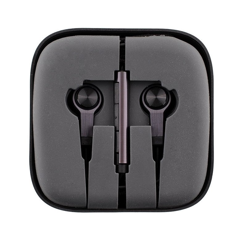 Metal Wired Earphones Headphones Earbuds Stereo with Volume Control Microphone MIC for XIAOMI Pition 3 Piston III for Redmi M5 teamyo u3 hi fi earphones with microphone in ear earphone 3 5mm jack for samsung xiaomi phones computer wired volume control