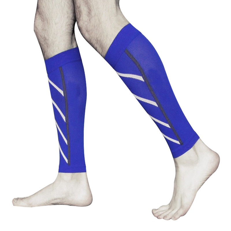 1 Pair Calf Support Graduated Compression Leg Sleeve Socks Outdoor Exercise Sports Safety Dg88