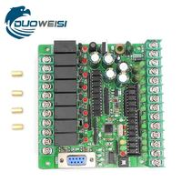 PLC IPC board microcontroller control board relay board PLC FX1N 20MR FX1N 20MR