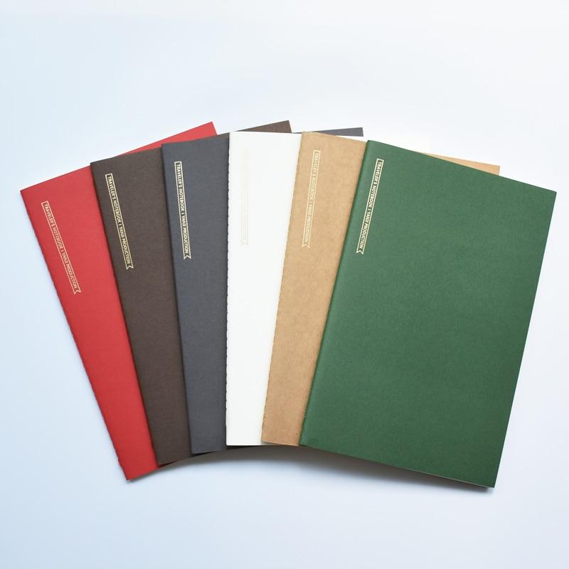 MaoTu Art Paper Notebook Dot Grid Paper Notepad Meeting Office School Notebook Stationery Refills Filler Paper A5 4 Sizes
