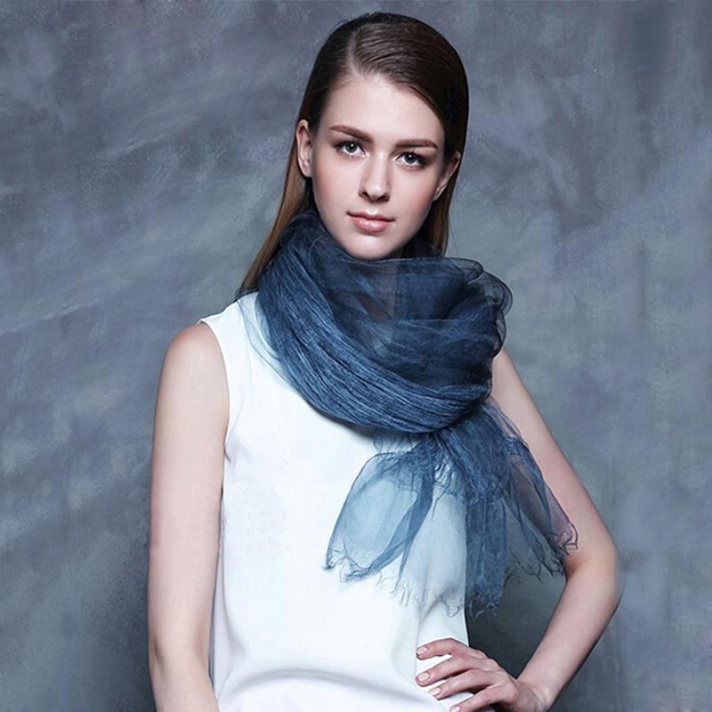 2016 New Design Luxury Brand Solid Real 100% Silk Summer Wris