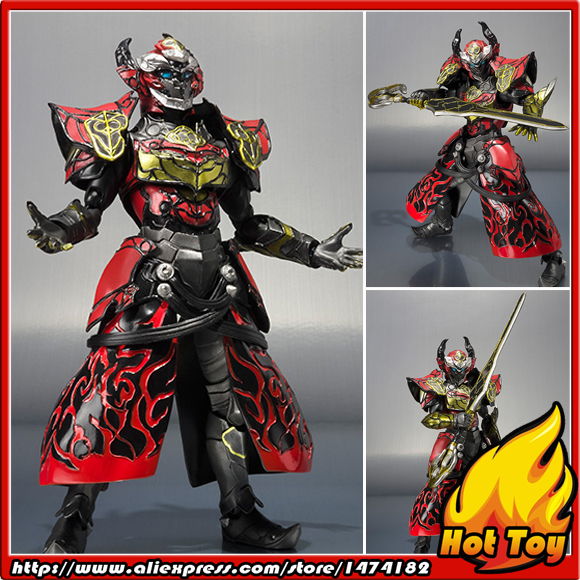 100% Original BANDAI Tamashii Nations S.H.Figuarts (SHF) Exclusive Action Figure - Lord Baron from Kamen Rider Gaim ciao caffe oro premium кофе молотый 250 г