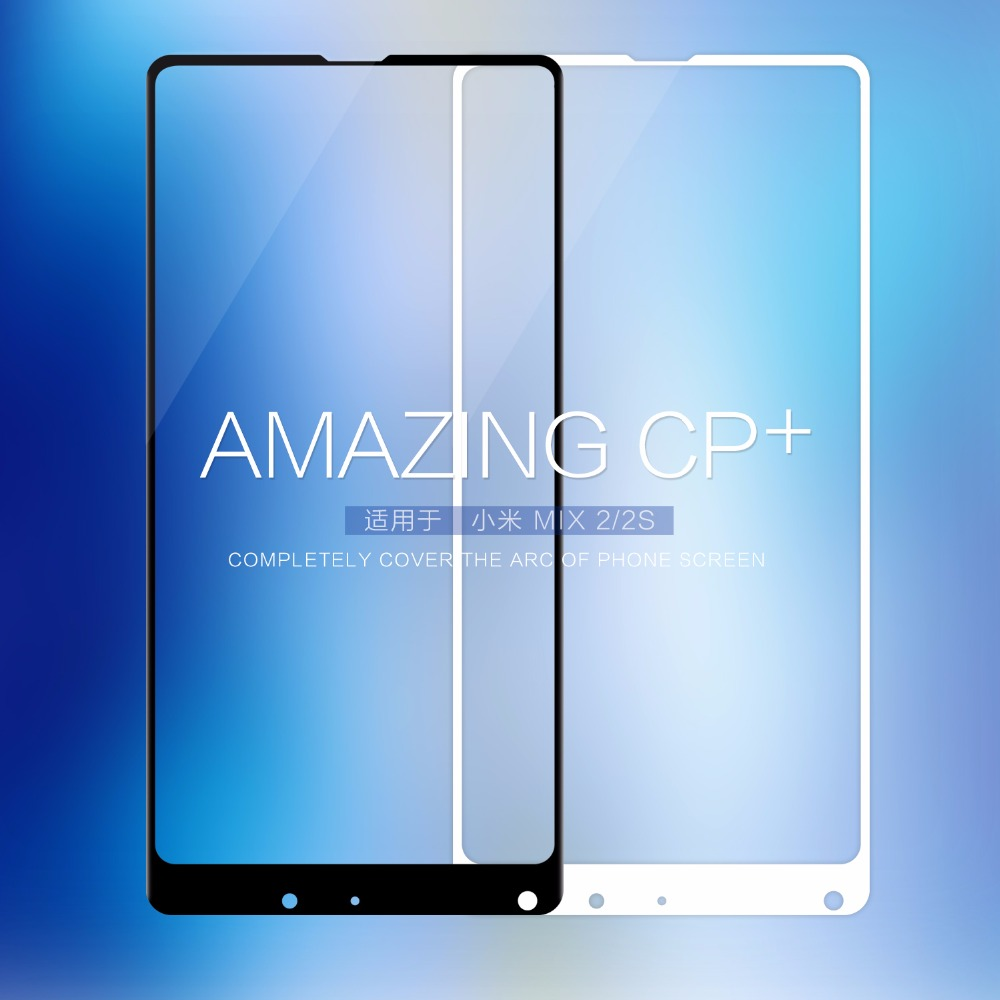 Xiaomi Mix 2s Glass fIlm Xiaomi Mix 2 Screen Protector Nillkin Anti-Explosion CP+ 2.5D Full Cover Tempered Glass For mix2 mix2sXiaomi Mix 2s Glass fIlm Xiaomi Mix 2 Screen Protector Nillkin Anti-Explosion CP+ 2.5D Full Cover Tempered Glass For mix2 mix2s