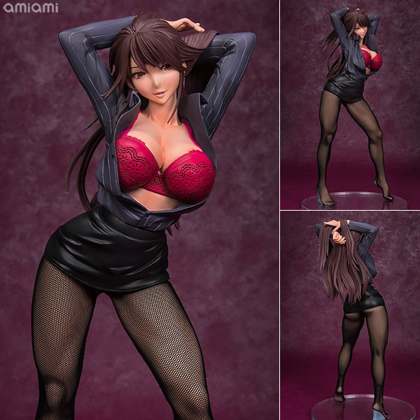 Anime 27cm Kurosawaotome A+ Otome Kurosama Action Figure Toy Sexy Girl PVC Figures Toy Christmas Gift For Children Collection