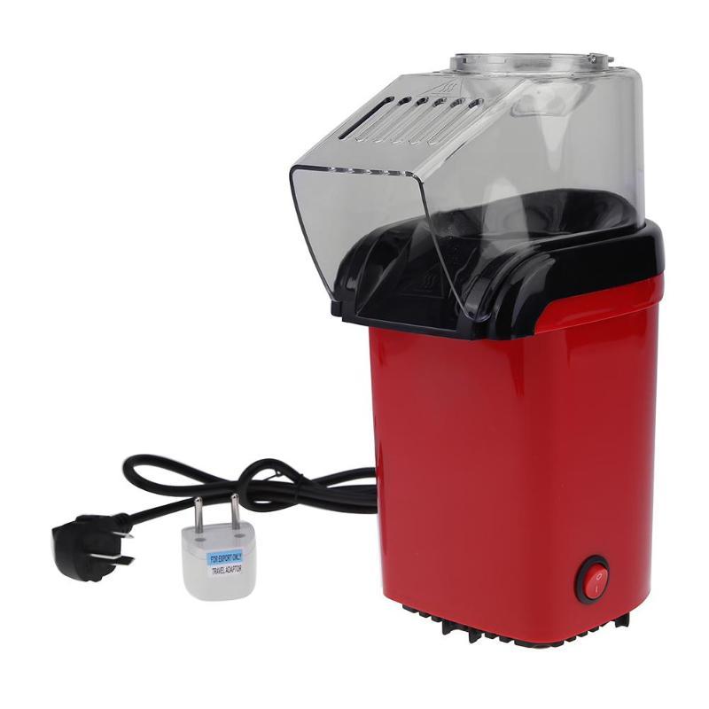 1100W Mini Electric Corn Popcorn Maker Hot Air Corn DIY Popper Machine(EU) Home Children's Automatic Popcorn Machine lole капри lsw1349 lively capris xs blue corn