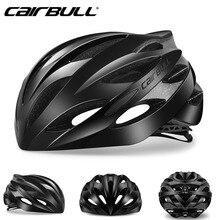 2018 Cairbull легкий велосипедный шлем дышащая шоссейные спортивные шлемы безопасности все-terrai велосипедный шлем M, L черный, белый цвет