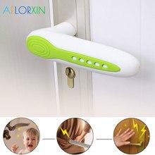 Силиконовый протектор дверной ручки, защитная крышка, защита для детей, защита от детей