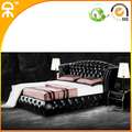 ( 1 cama 2 1 soporte mat matrress / 1 lote 1.5 m 1.8 m importados negro cama de cuero para el dormitorio # ce-006 8008