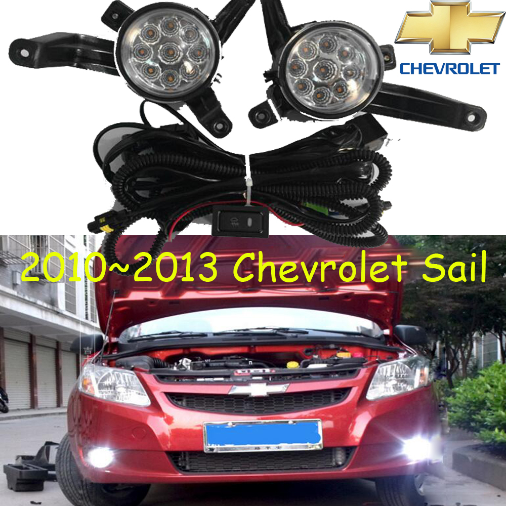 Sail daytime light;2011~2013,Free ship!LED,Sail fog light,2ps/set;Sail headlight 2011 2013 vw golf6 daytime light free ship led vw golf6 fog light 2ps set vw golf 6