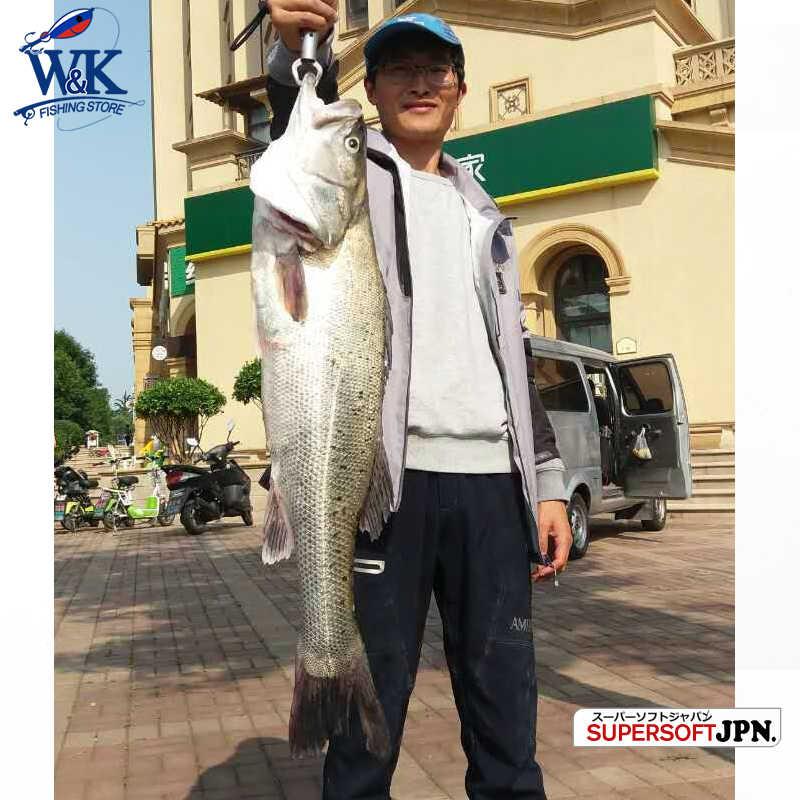 2 مجموعة المياه المالحة الطعوم الصيد في 30 جرام 11.5 سنتيمتر مجداف الذيل لينة إغراء ل Rockfish التونة مسطح نصائح الأسماك الكبيرة الصيد السحر
