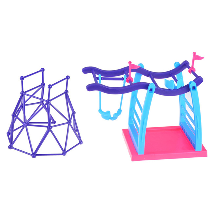 Rosiky Monkey Jungle Gym Monkey Swing Rack Monkey Climbing Triangle Stand Monkey In Stock