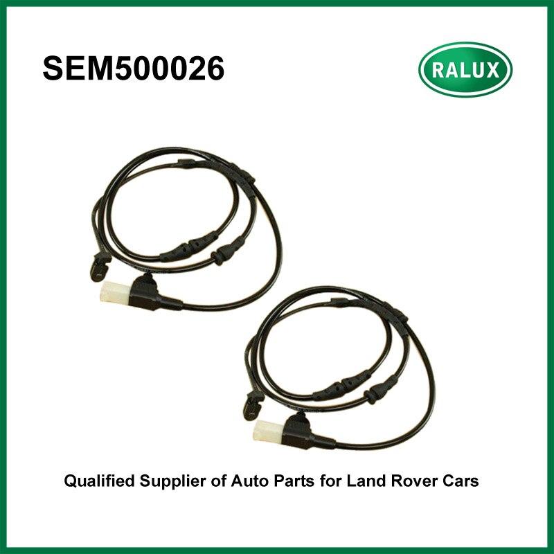 2 PCS Rear Brake Pad Wear Warning Wire for Land Range ...