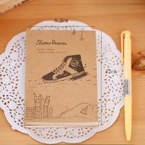 Image 5 - 40 Stks/partij Vintage Piano Viool Drinken Kleine Notebook Papieren Boek Dagboek Notebook Briefpapier Kinderen Geschenken