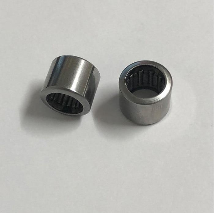 100pcs lot bearing HK0609 HK061009 Drawn Cup Needle Roller Bearing 6 10 9 mm free shipping